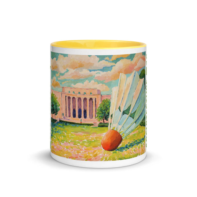 Nelson-Atkins Mug with Color Inside