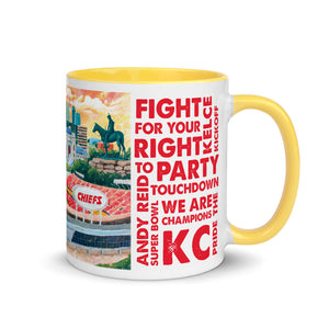 Chiefs Kingdom Mug