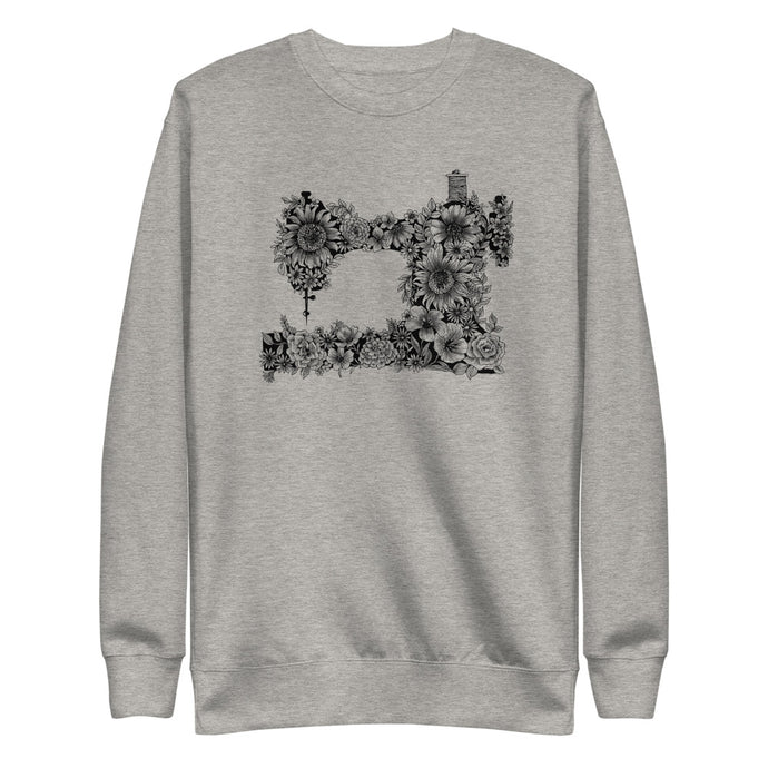 Sewing Machine Fleece Pullover