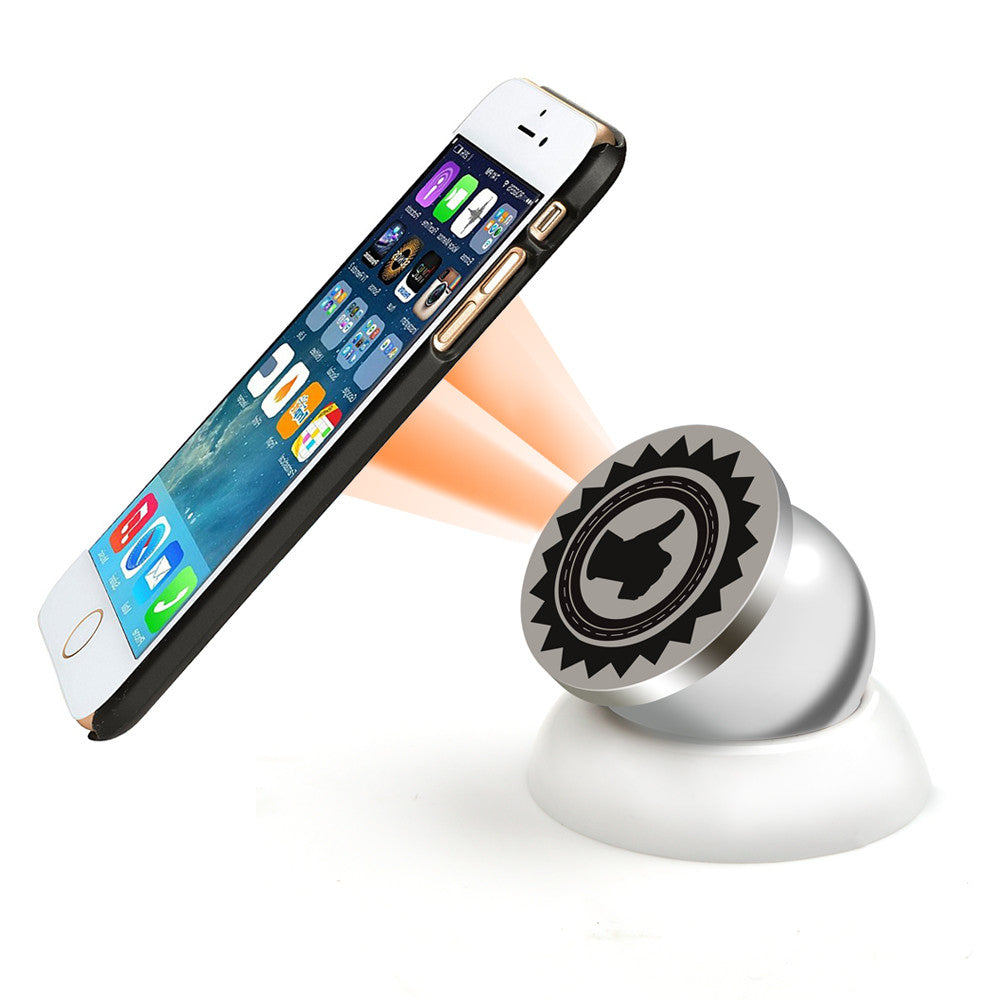 Multi-functional Magnetic Car Phone Holder 360° Rotation - Modern Materials
