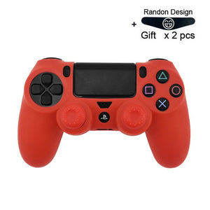 Data Frog Soft Silicone Gel Rubber Case Cover For SONY Playstation 4 PS4 Controller Gamepad - Modern Materials