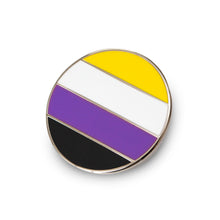 Load image into Gallery viewer, Enamel Pride Pin