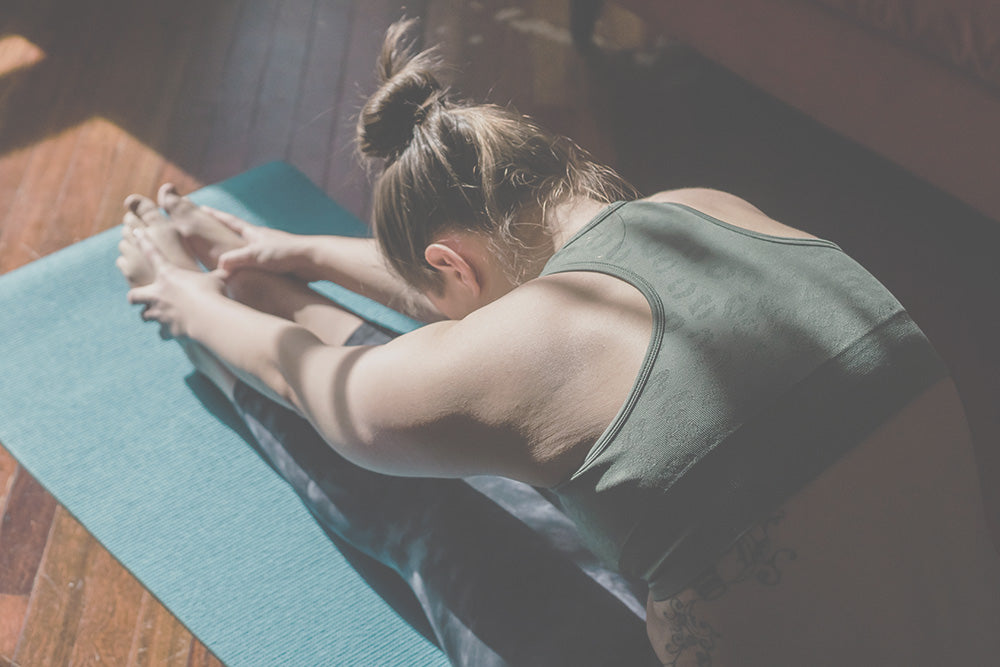 exercise self-care morning routine