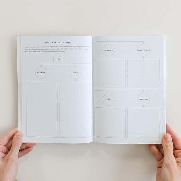 The Self-Care Planner, 13-Week Edition 1