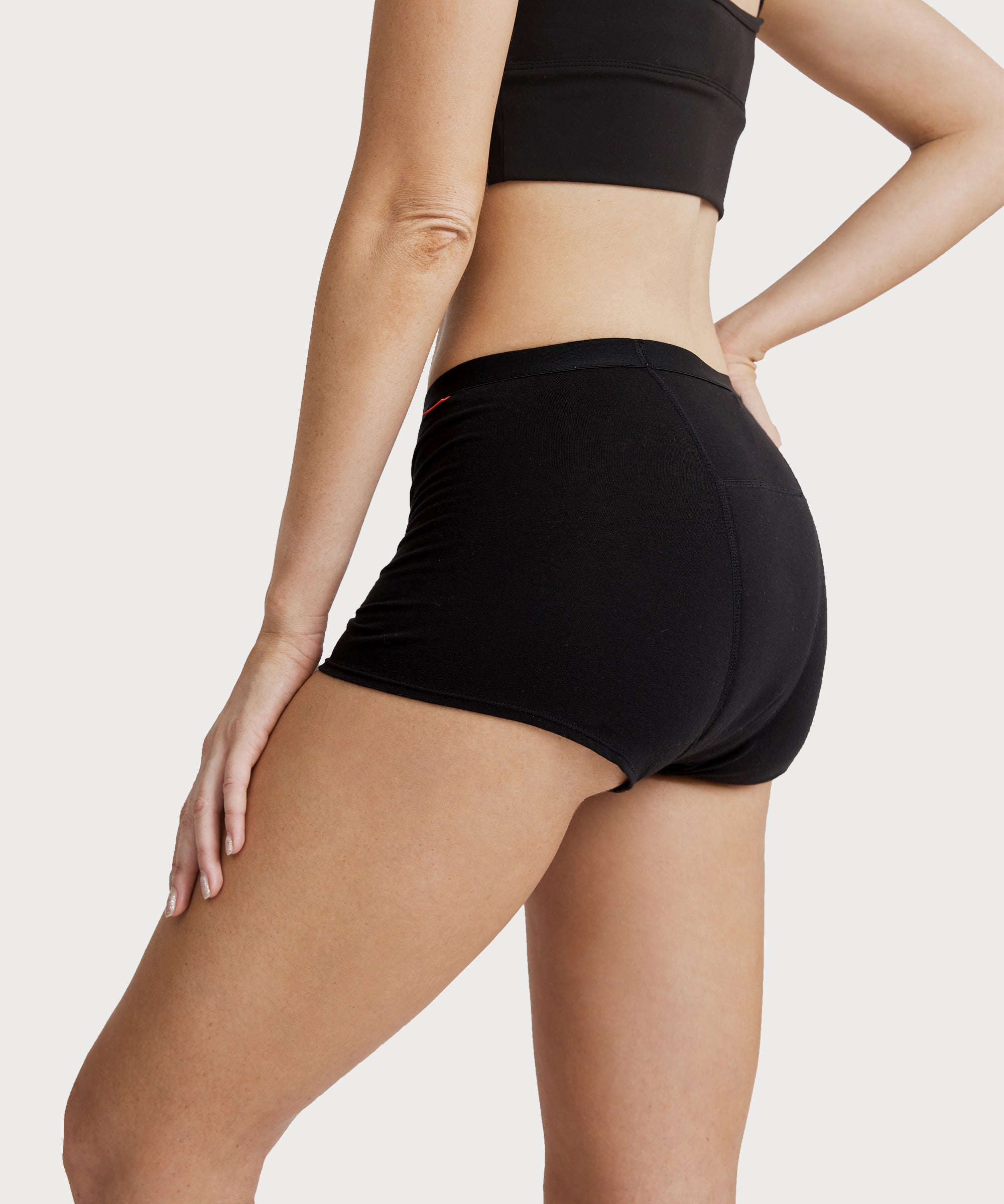3 Pack Boyshort Womens