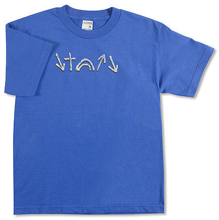 Witness T-Shirt Youth (Royal Blue)