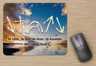 Witness Mouse Pad (FREE SHIPPING)