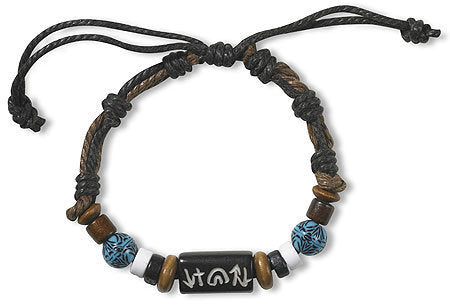 Witness Bracelet Sky Bead - Blue