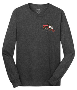 PC54YLS  Port & Company Youth Long Sleeve Cotton Tee (YOUTH)