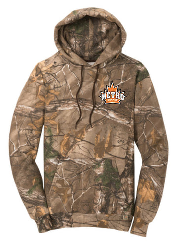 S459R Russell Outdoors Realtree Pullover Hooded Sweatshirt