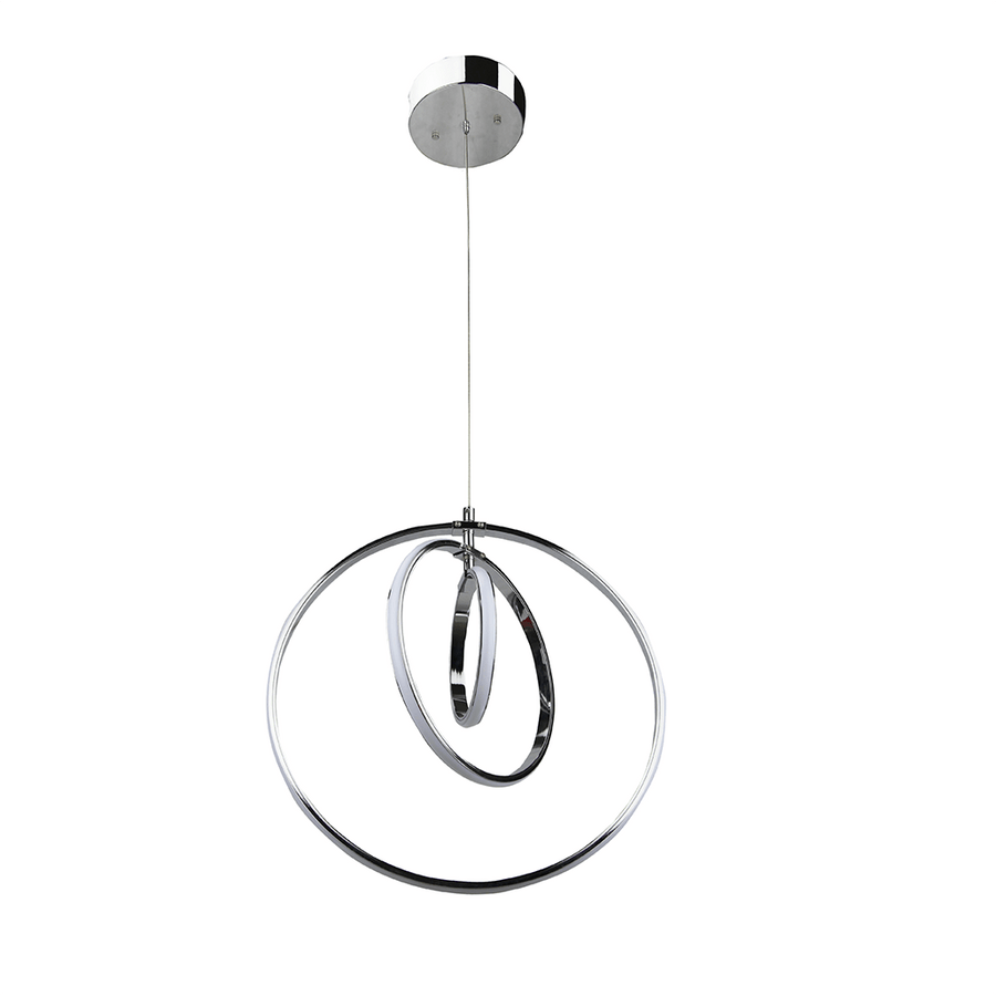 ring pendant light fixture