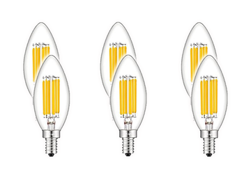 Dimmable Decorative Light Bulb