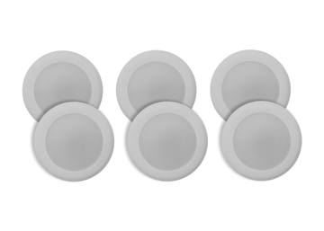 Round Flush Mount Ceiling Light