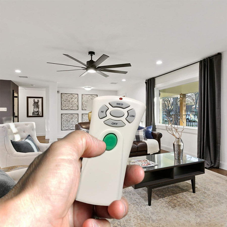 Hand-Held Remote Control Only for SUN866 - White - WC-4-HC