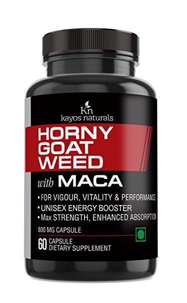 Do you take horney goat weed daily