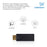 Cablesson Display Port to HDMI Multi mode adapter - Black - hdmicouk