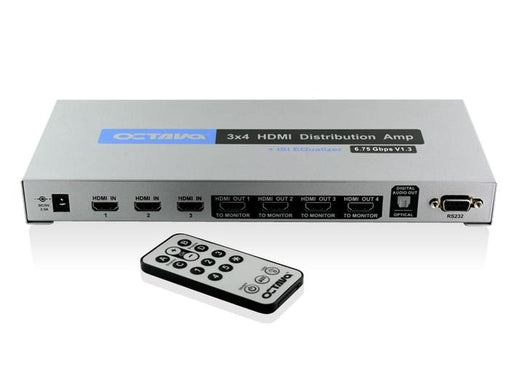 Octava HDDA-UK-HDMI Splitter / Distribution Amp - hdmicouk