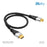 Ivuna Advanced HDMI 2.1 Cable - Male to Male | 0.5m-2m - Black