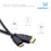 Cablesson Basic High Speed 1.5M (1.5 Meter) Mini HDMI to HDMI Cable with Ethernet (Latest 1.4a / 2.0 version) Gold Plated 3D Full HD 1080p 4k2k - use with Panasonic, Sony, JVC, Nikon, FujiFilm Camera and Camcorder Ideal For Connecting HD Devices using th - hdmicouk