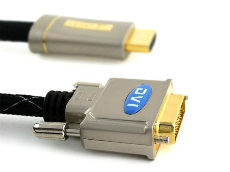 XO Platinum HDMI to DVI HIGH SPEED Cable - hdmicouk