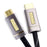 XO Platinum 12m High Speed HDMI Cable - Silver - hdmicouk