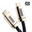 XO Platinum 2m High Speed HDMI Cable - Gold - hdmicouk