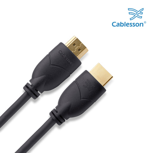 Cablesson Basic 2 Pack of HDMI cables - 2m