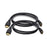 2 Pack of HDMI cables (2m) (Basic) Bundled single items