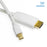 Cablesson Mini DisplayPort to HDMI Male Cable 1m - 2 Pack