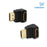 Cablesson HDMI 2.0 Adapter - Right Angle 90 & 270 Degree - 4 Pack