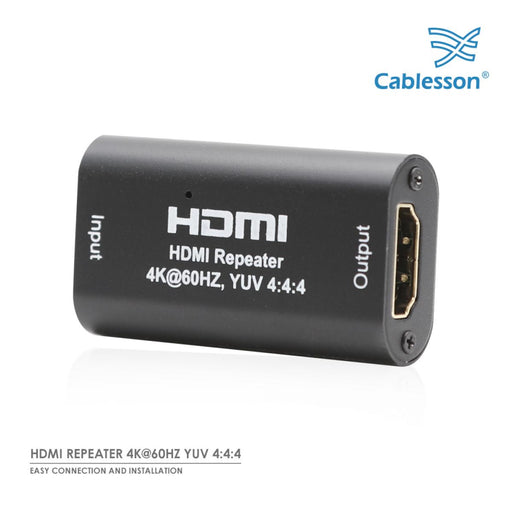 Cablesson - HDMI REPEATER 4K@60HZ YUV 4:4:4