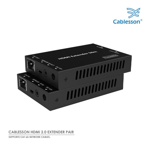Cablesson HDMI 2.0 Extender Pair