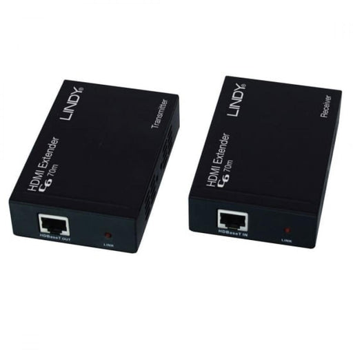 Lindy 70m C6 HDMI Extender With HDBaseT Technology