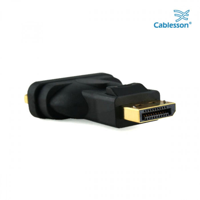 Cablesson DisplayPort to DVI Multimode Adapter - hdmicouk