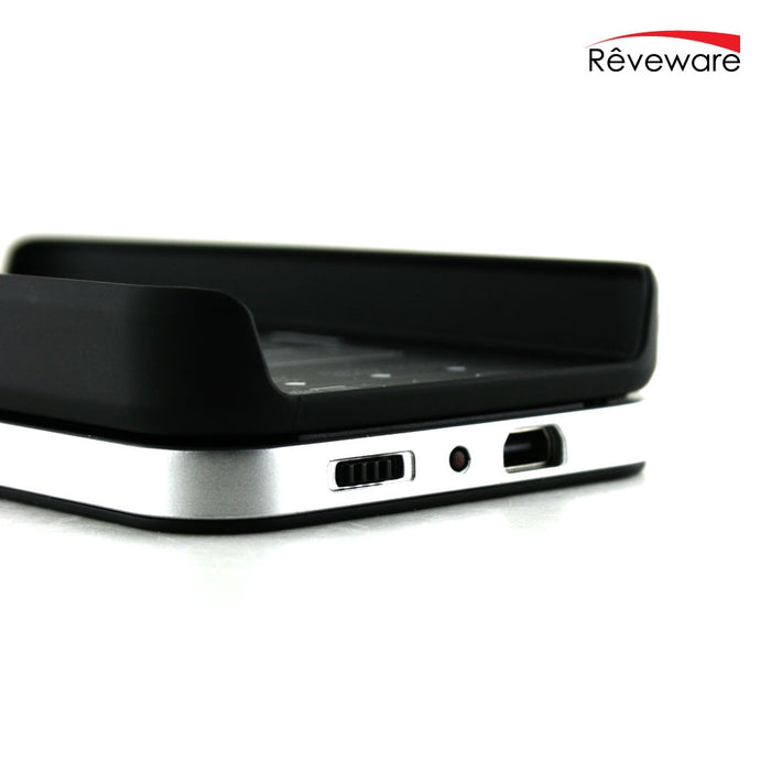 iPhone 4 Bluetooth 2.0 Silde Keyboard Case - Wireless Keyboard Connection - hdmicouk