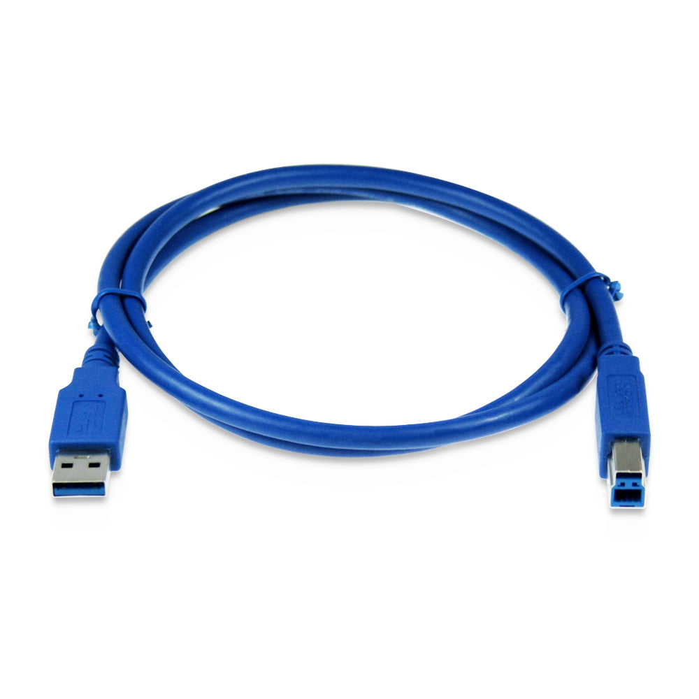 Cablesson USB Version 3.0 A Male to B Male Cable 1M - hdmicouk