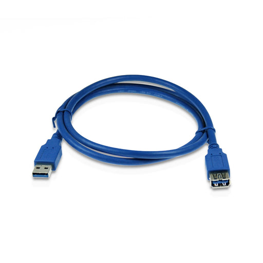 Cablesson USB Version 3.0 A Male to A Female Extension Cable 5M - hdmicouk