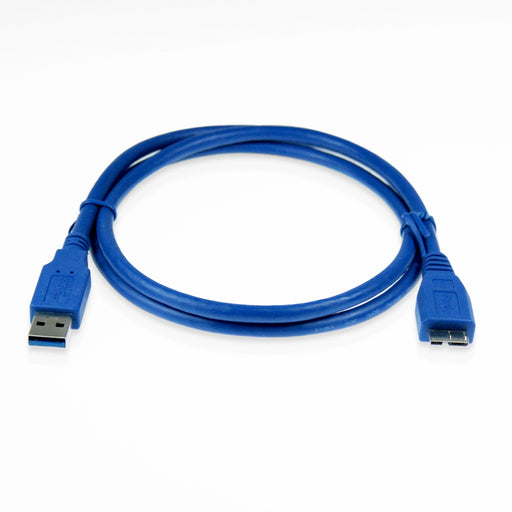 Cablesson USB Version 3.0 A Male to Micro B Male Cable 1M - hdmicouk