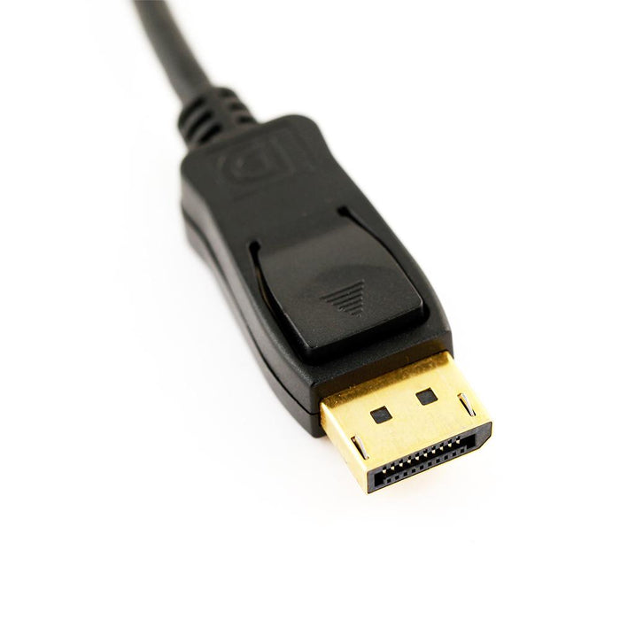 Cablesson Display port Male to HDMI Female cable - hdmicouk