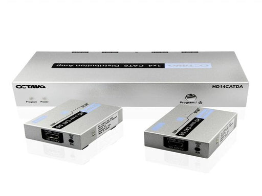 Octava HD14CATDA Distribution Amp - hdmicouk