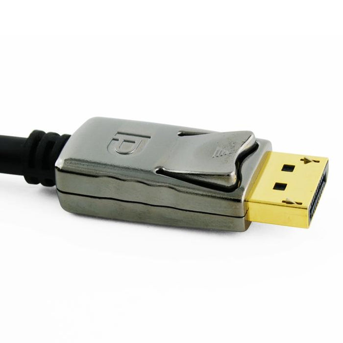 Mithra Display Port Cable with Locking - hdmicouk
