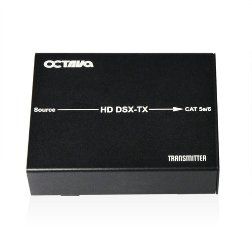 Octava HDMI over LAN/IP Extender (Transmitter) with optional IR Passthru - hdmicouk