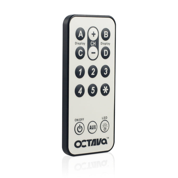 Octava Remote Control (Credit Card style remote)- Standard (For HDS-5 Only) - hdmicouk