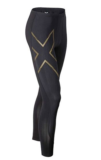 Mens Compression running tights trousers fitness  pants