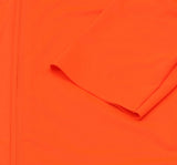 NEW Bright Orange Top Quality Short sleeve cycling jersey