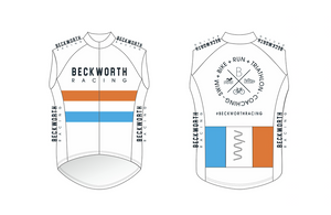 BECKWORTH racing windstopper cycling gilet