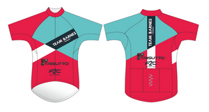 TEAM BARNES premium cycling jersey - men's