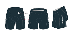 TEAM BARNES velocity tri shorts - women's