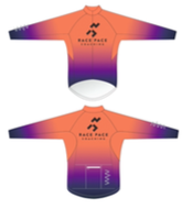 Race Pace long-sleeved premium cycling jersey - Men's