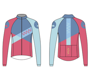 team WYN 2019 thermal cycling jacket - women's